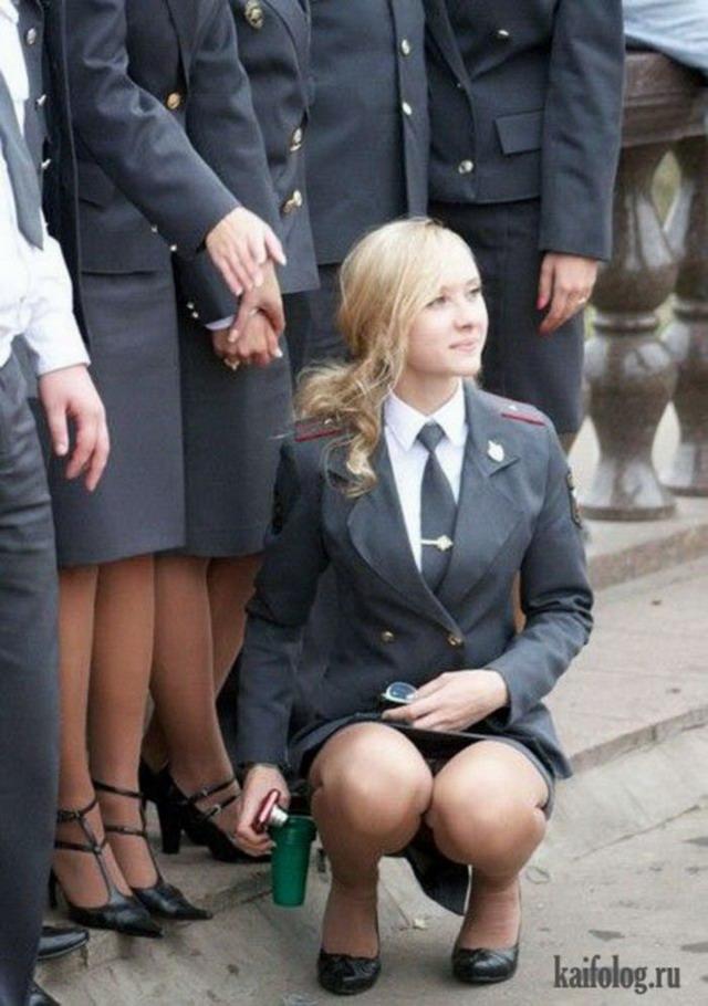 Девушки Полицейские России Эро