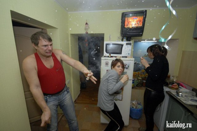 Старый Новый Год (70 фото)