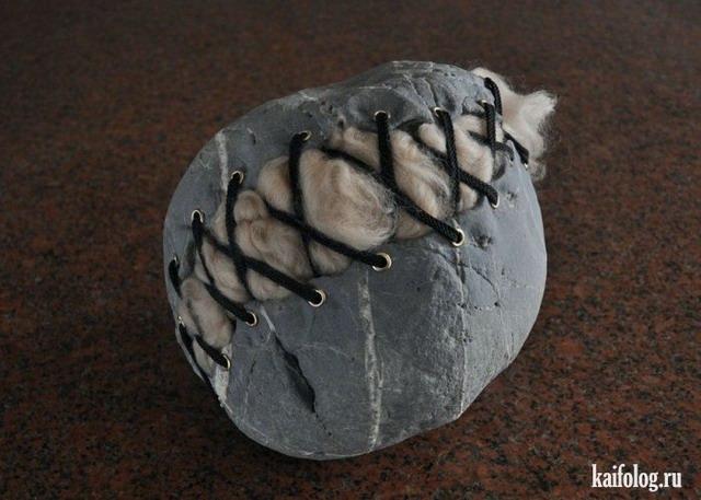 Каменное искусство (45 фото)