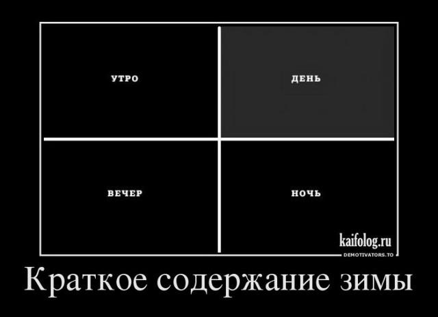 Демотиваторы - 210 (45 фото)