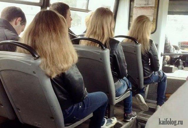 Стоп-кадры с девушками (50 фото)
