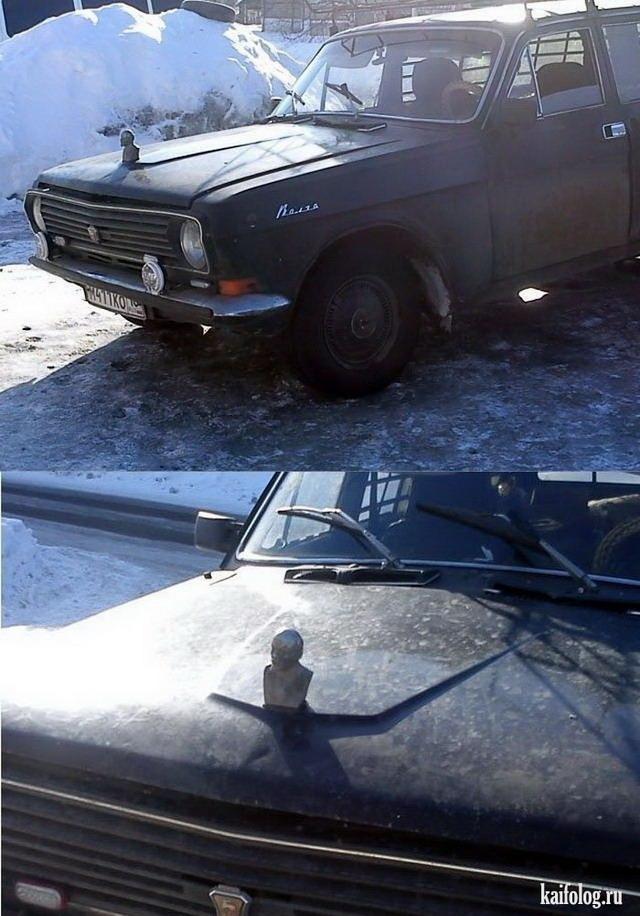 Чисто русские приколы. Подборка - 224 (100 фото)