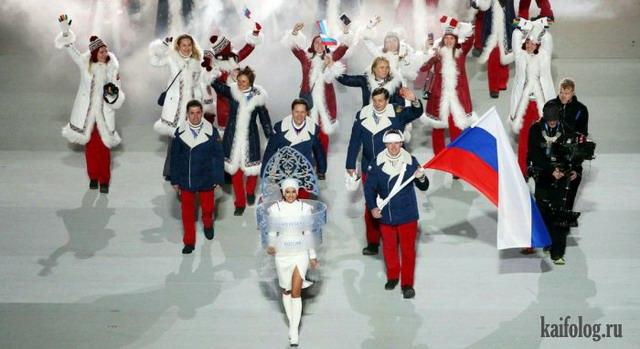 Зимняя олимпиада в Сочи 2014 (105 фото)