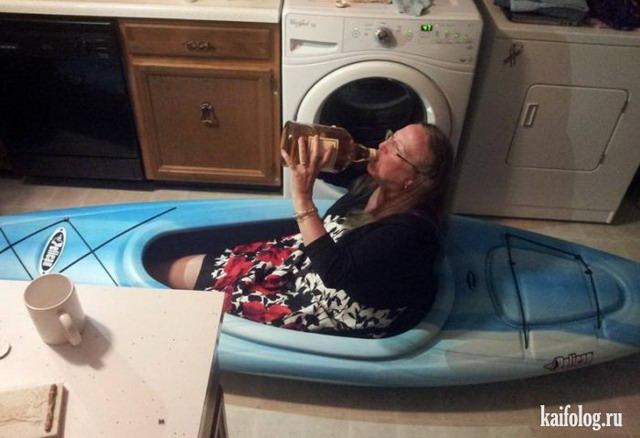 Смешные бабы (30 фото)
