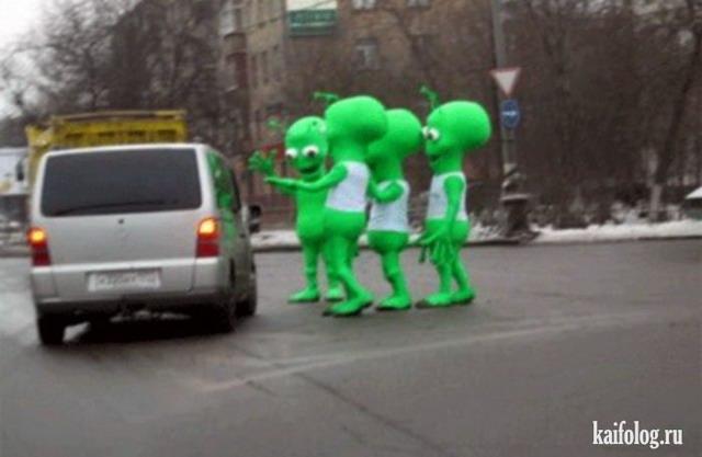 Инопланетяне (70 фото + 2 видео)