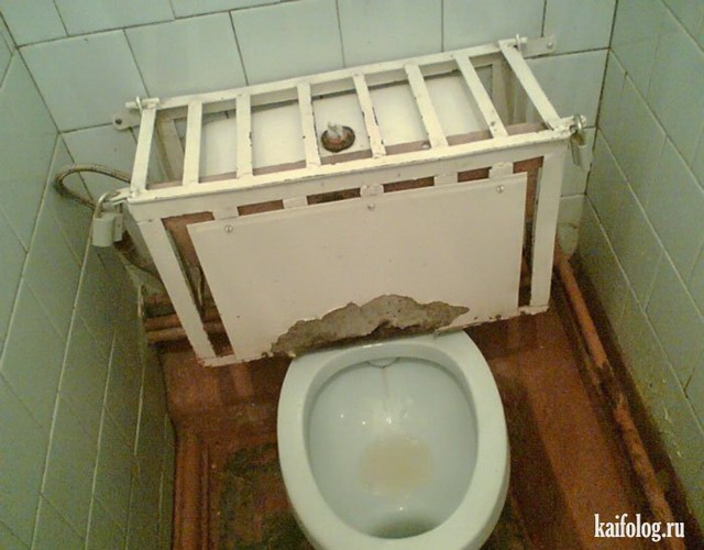 Приколы для сантехников (55 фото)