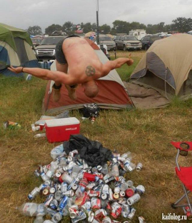 Пьяные люди (55 фото)
