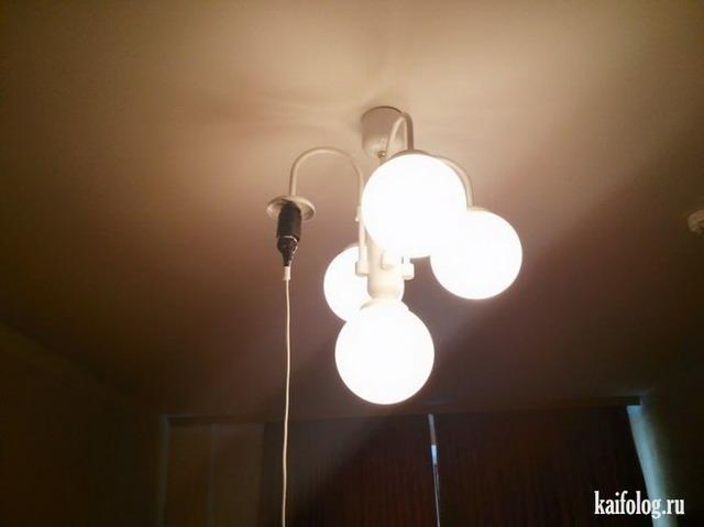 Приколы электриков (55 фото)