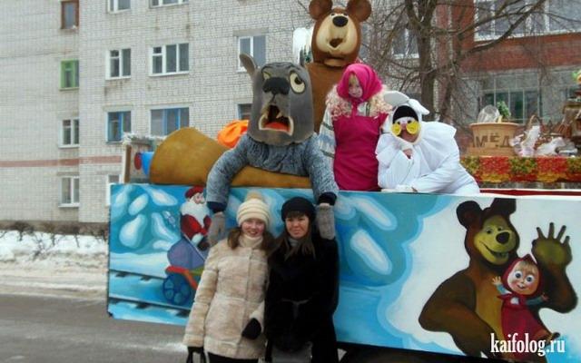 Русская весна (50 фото)