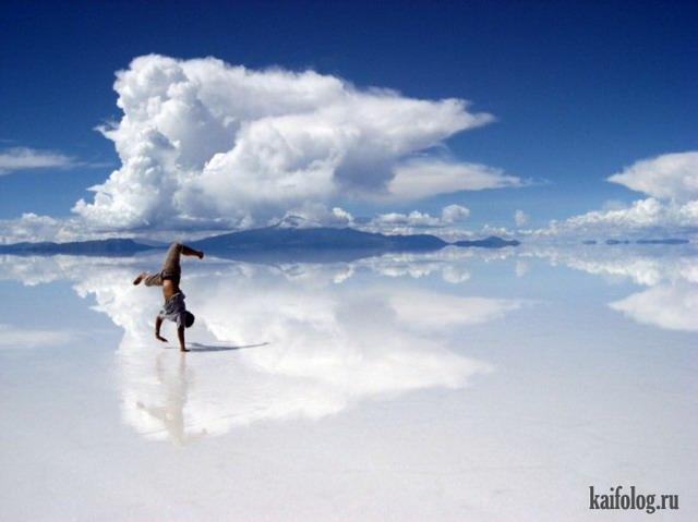 Сюрреализмы природы (35 фото)