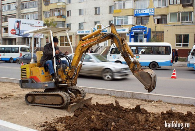 Казахские приколы (55 фото + видео)