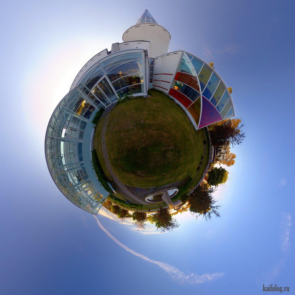 Сферическая панорама как сделать на андроид