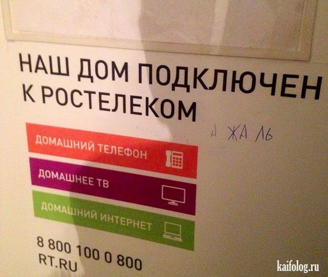 Чисто русские приколы. Подборка - 233 (95 фото)