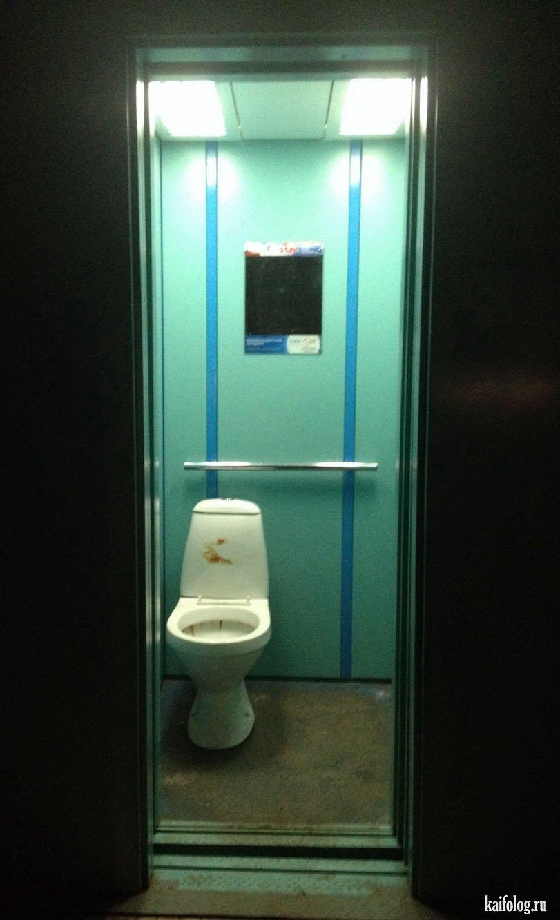 Русское в лифте 6 фотография
