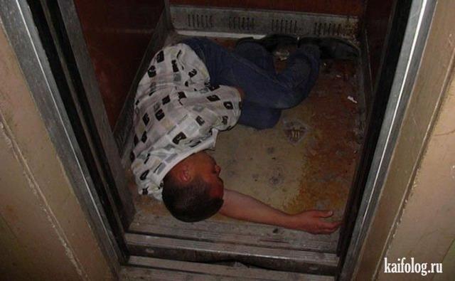 Чисто русские лифты (60 фото)
