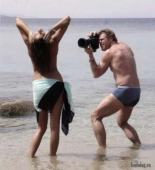 Фото фотографов (55 фото)