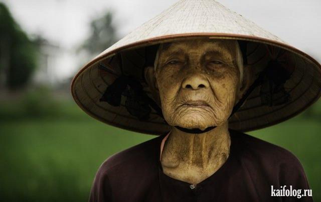 Люди планеты Земля (55 фото)