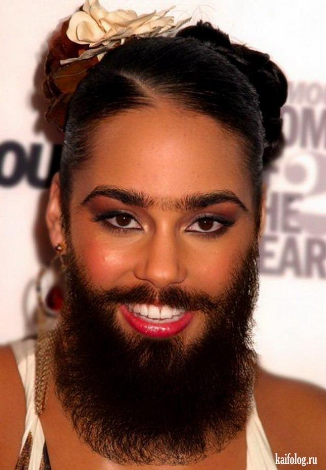 опрос дам какие мужчины наиболее привлекательны с бородой либо без бороды