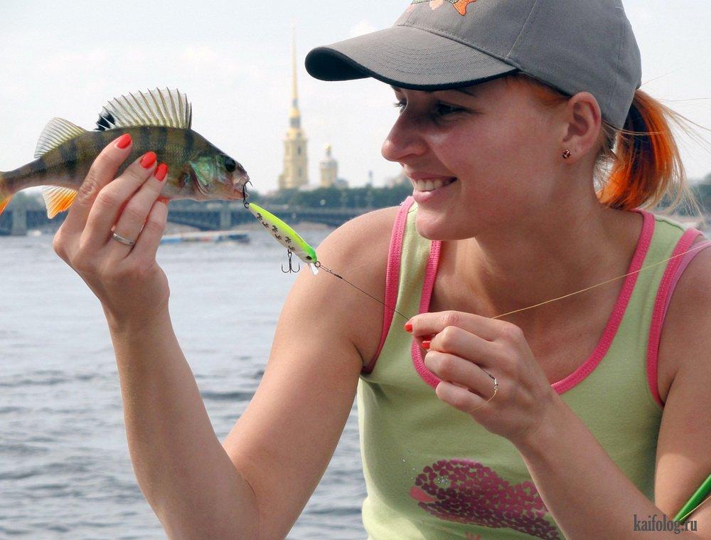 Эротика рыбачки фото 3 фотография
