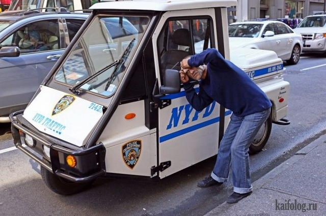 Жизнь жителей Нью-Йорка (40 фото)