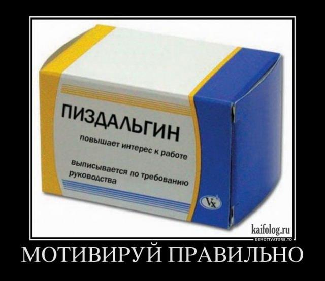Чисто русские демотиваторы 192 50