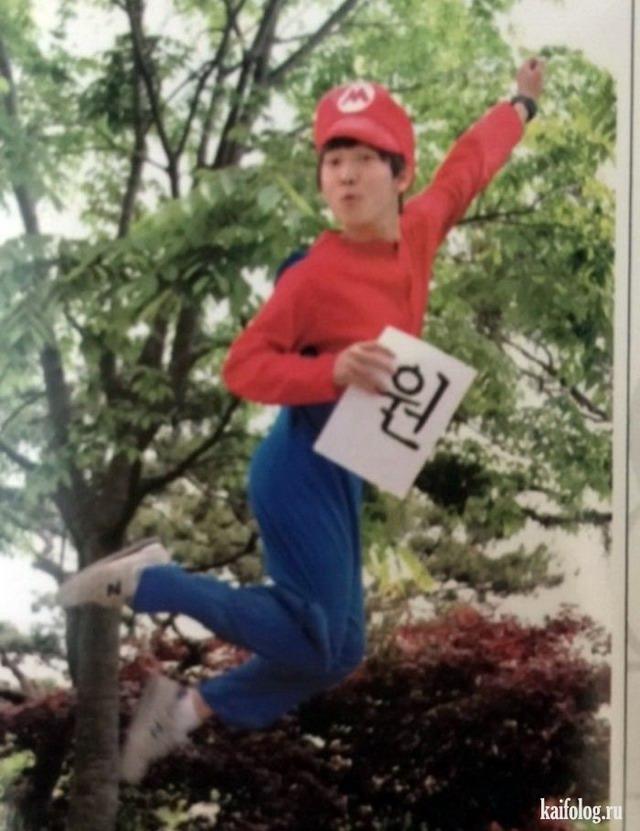 Выпускной в Японии и Корее (40 фото)