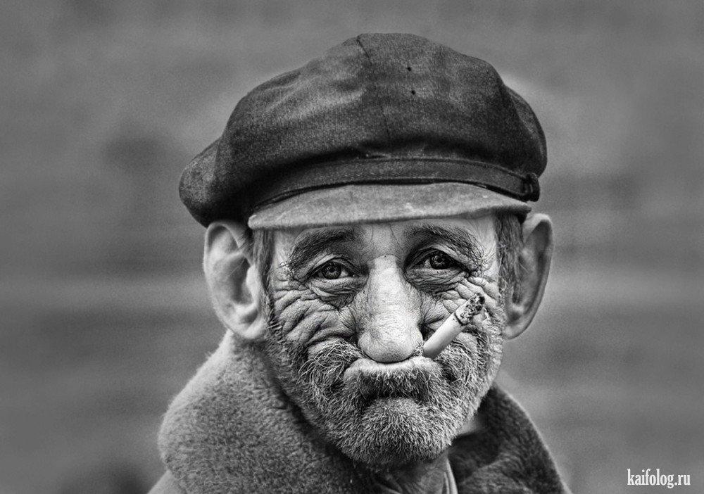 Прикольные картинки старых мужиков способен впитывать