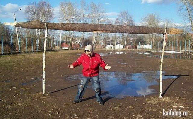 Такое бывает только в России (65 фото)
