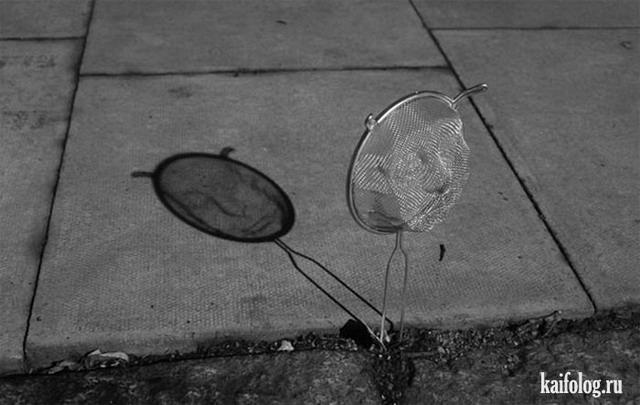 Игра теней (45 фото)
