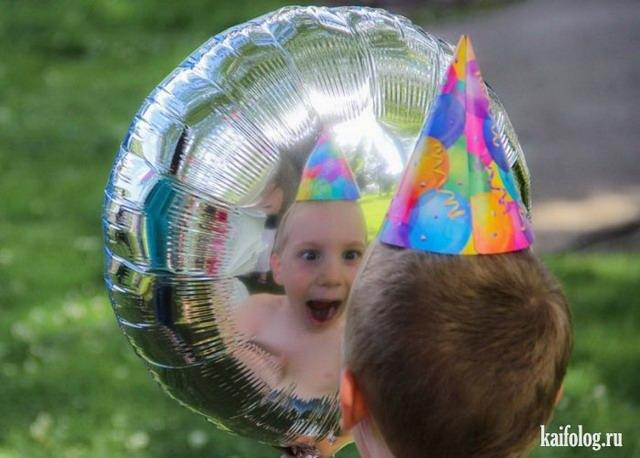 Приколы с детьми (50 фото)