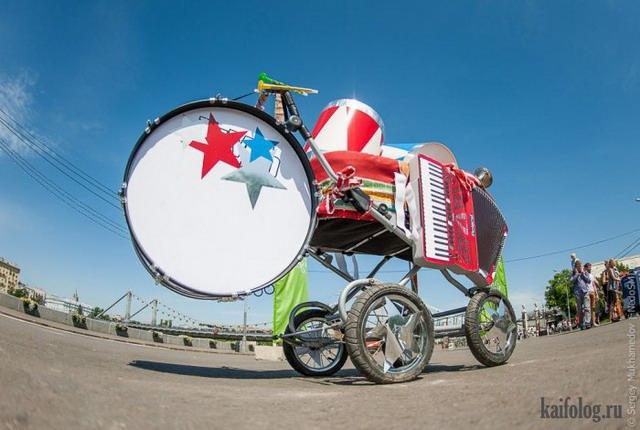 Парад колясок (50 фото)