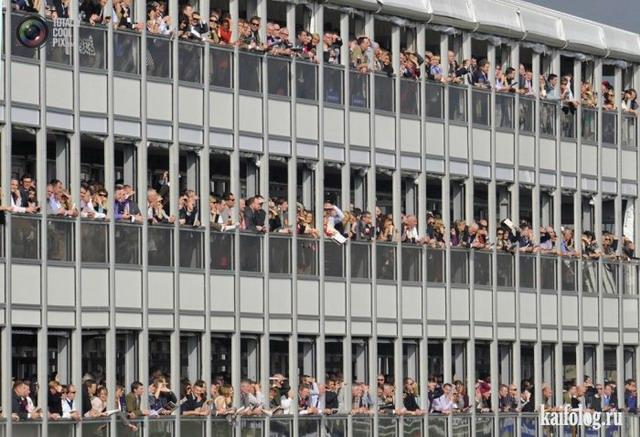 Толпа (50 фото)