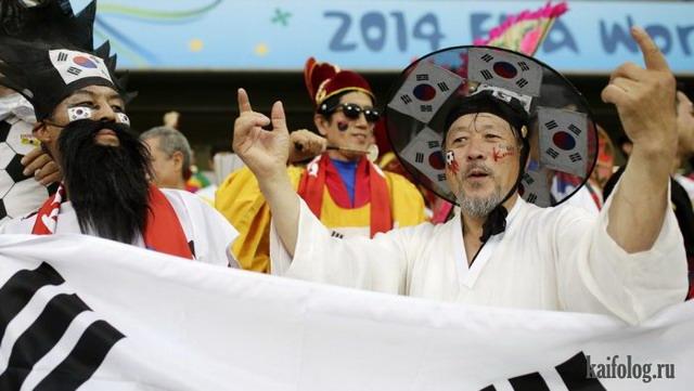 Чемпионат мира по футболу 2014 (80 фото)