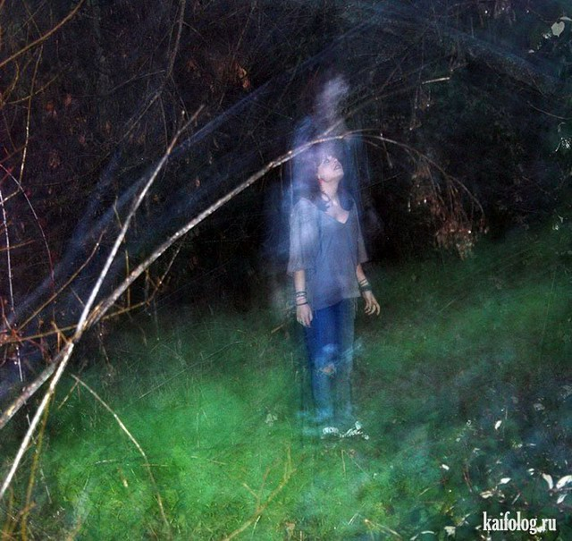 Мистические фото (50 фото)