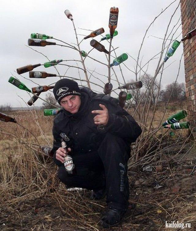 Отдых на природе по-русски. Часть - 4 (35 фото)