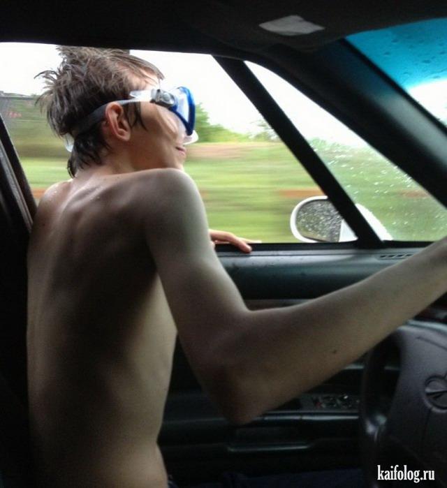 Для чего мужчинам тачки и байки (45 фото)