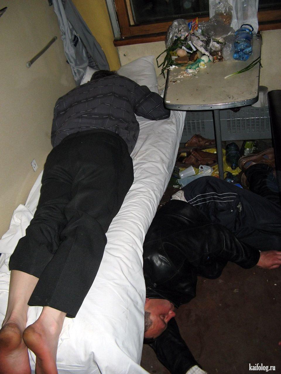Ржачное фото пьяных телок 8 фотография