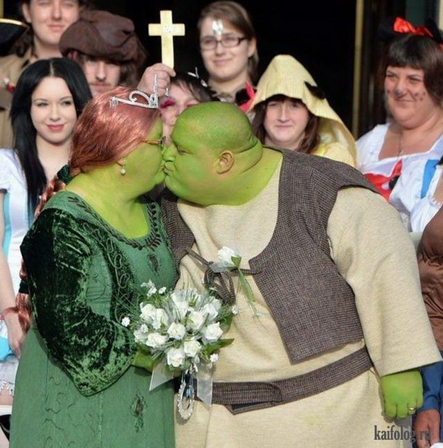 Свадебные фото (45 фото)