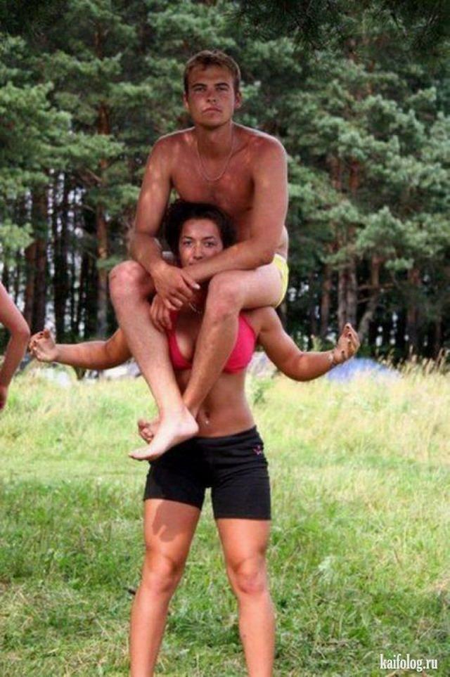 Забавные женщины и девушки (35 фото)