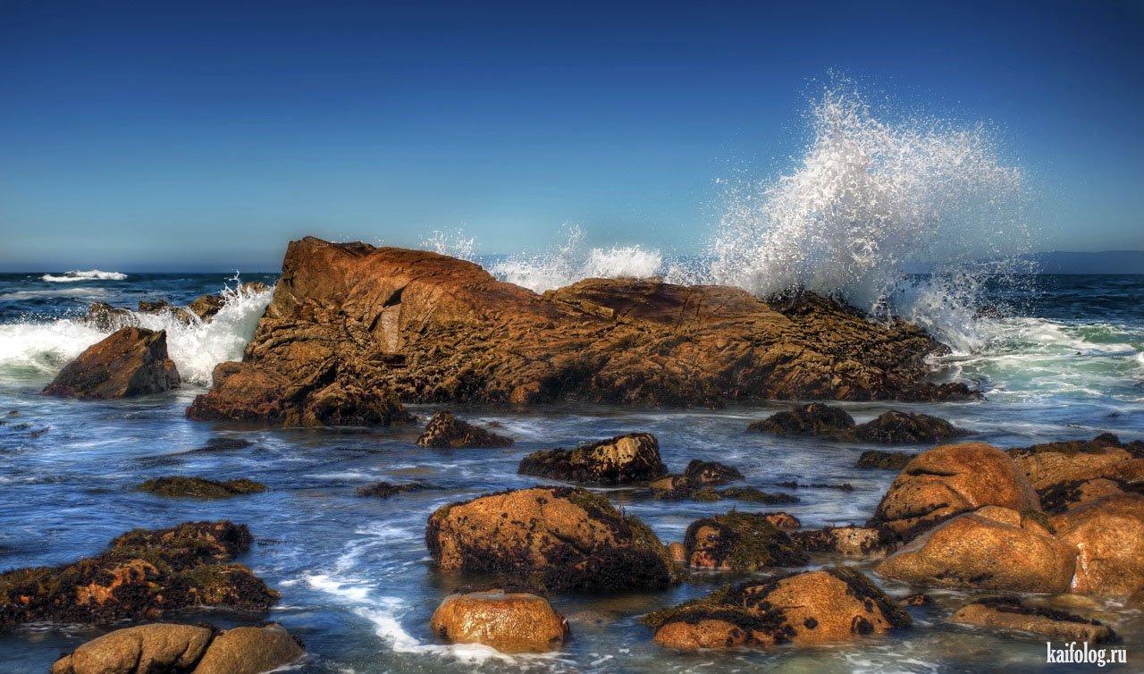 Красивые фото морского пейзажа цусимского пролива
