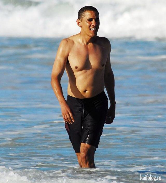 Putin VS Obama (80 фото)