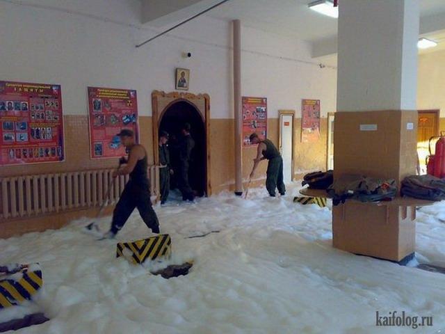 Русская армия всех сильней (55 фото)