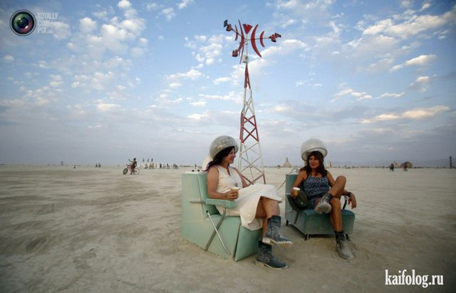 Burning Man 2014 (50 фото)