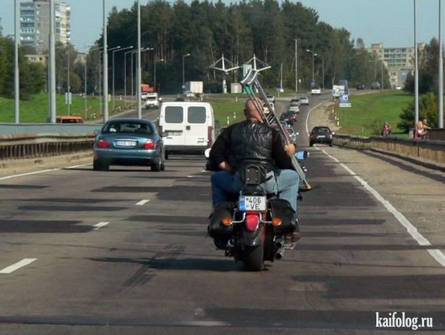 Приколы из Литвы (45 фото)