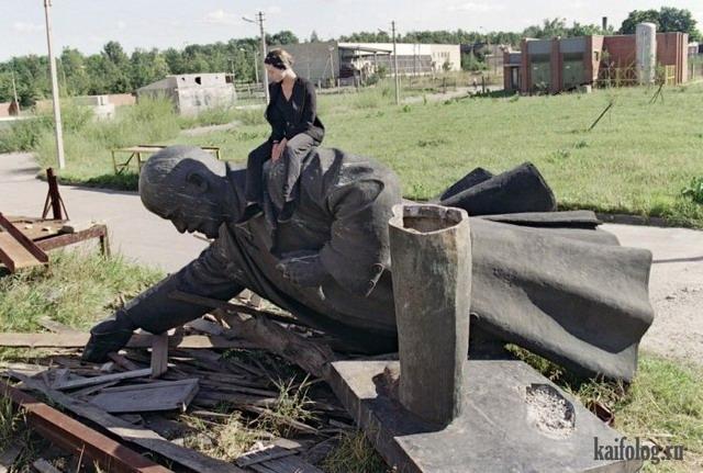 Памятники Ленину (28 фото)