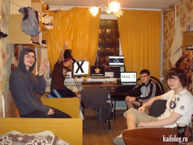 Студенческие общежития (60 фото)