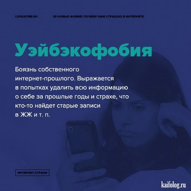 Интернет-фобии (25 фото)