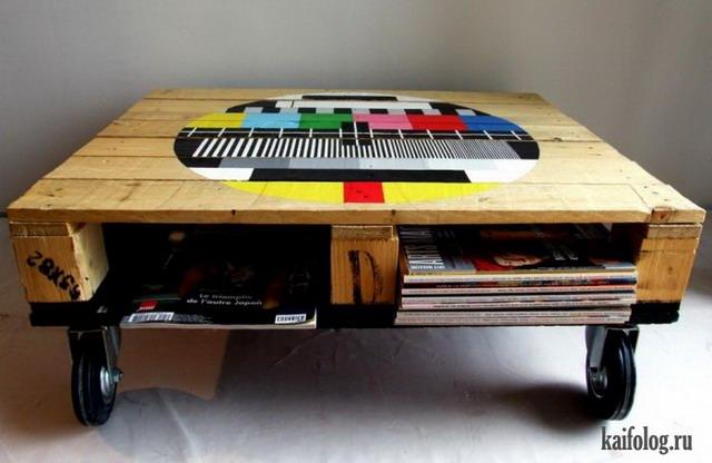 Креативные столы (45 фото)