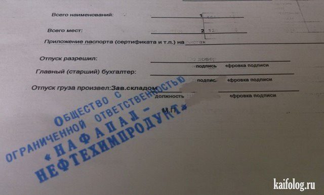 Русские приколы. Подборка - 262 (90 фото)