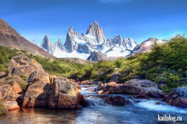 Красивая Земля (60 фото)